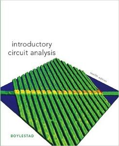 introductory circuit analysis 12th edition solution manual pdf free download