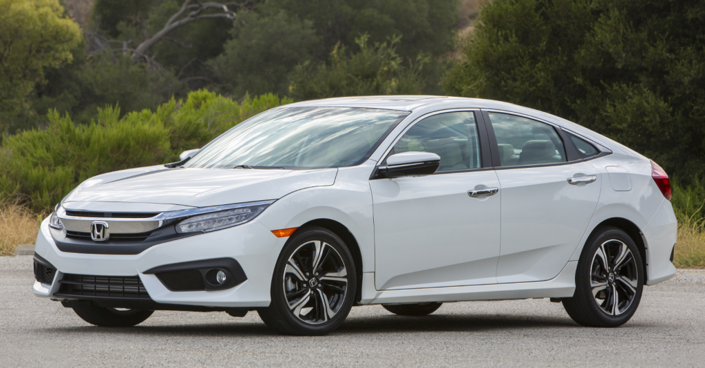 2016 honda civic sedan manual