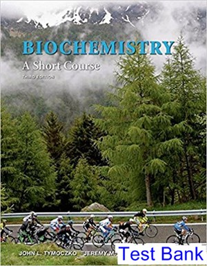 biochemistry a short course 2nd edition solutions manual