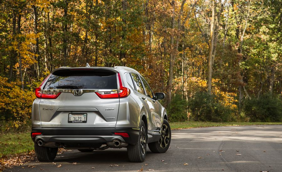 recommended maintence of a 2018 honda cr v owners manual