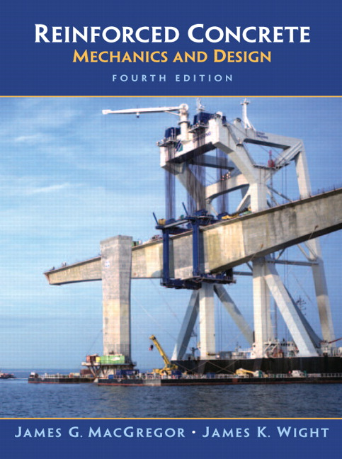 reinforced concrete mechanics and design solution manual