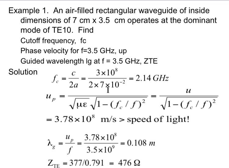 field theory of guided waves solutions manual