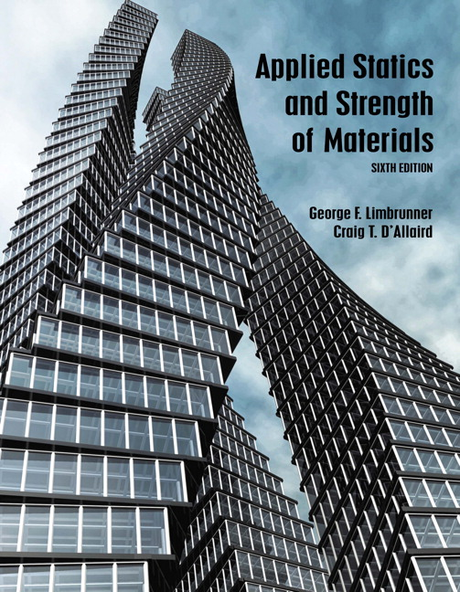 applied statics and strength of materials 5th edition solution manual