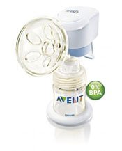 avent isis manual breast pump spare parts