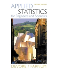 statistics for engineers and scientists 2nd edition solutions manual