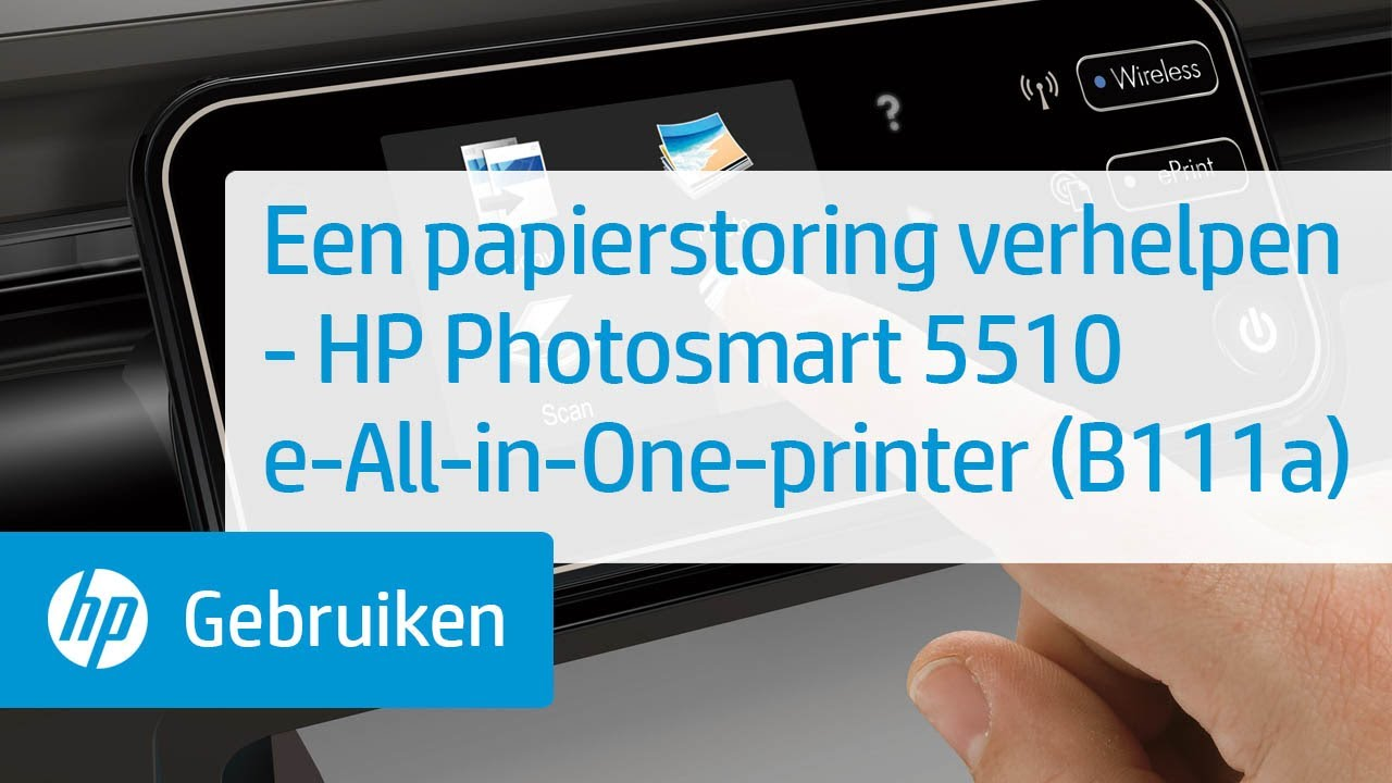 hp photosmart printer 5520 manual