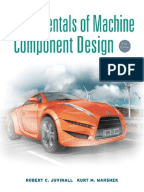 machine component design solution manual