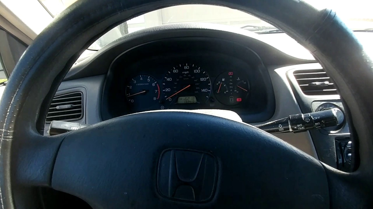 manual cruise control honda accord