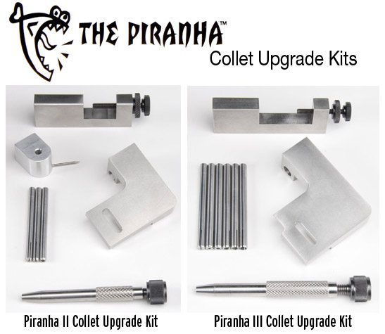 piranha 2 tungsten grinder manual
